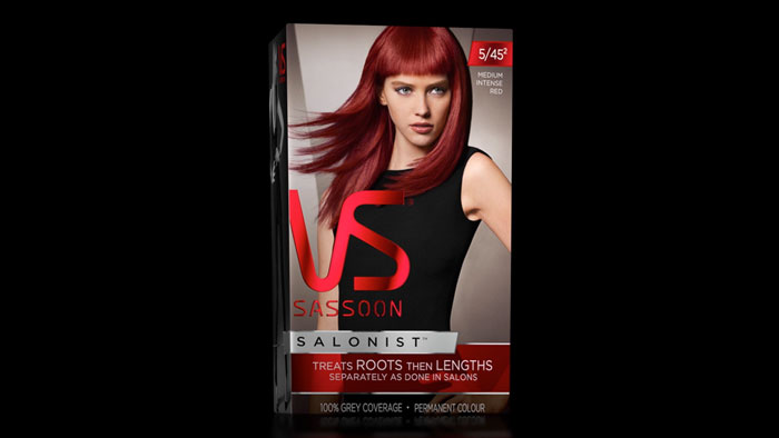 WHAT DOES THE NUMBER ON THE BOX MEAN?   Vidal Sassoon Hair Color