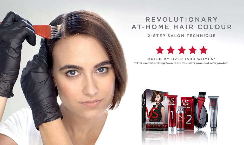 Vidal Soon Salonist Hair Color